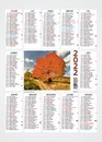 Kalendarz Plakietka